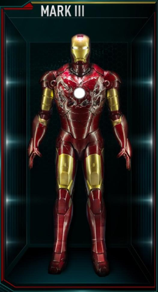 Iron Man Armor MK III (Earth-199999)