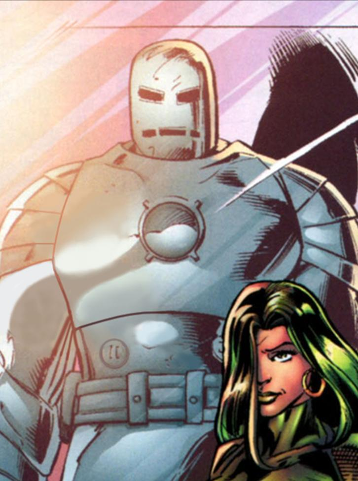 Iron Man Armor MK I (Earth-1610)