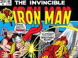 Iron Man Vol 1 66
