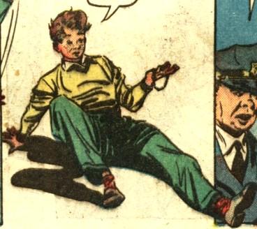 Joey Milton (Earth-616)