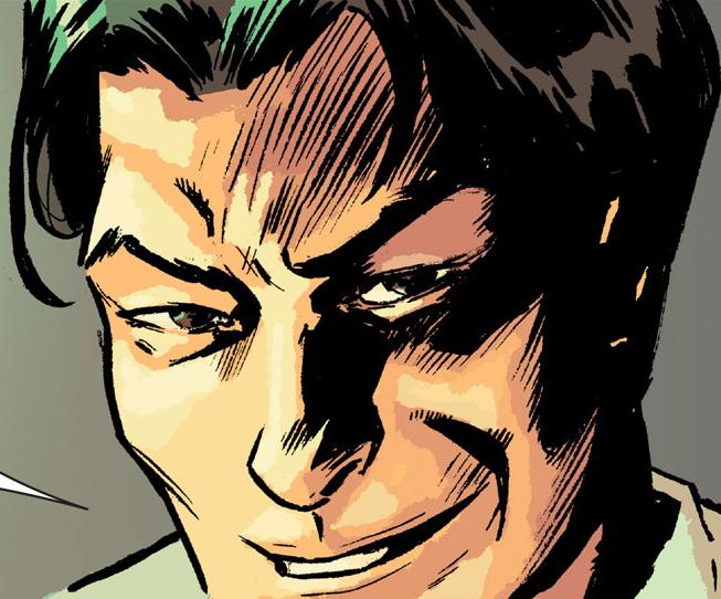 Kaizo Kobashi (Earth-616)