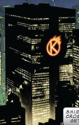 Kronas Corporation (Earth-616)