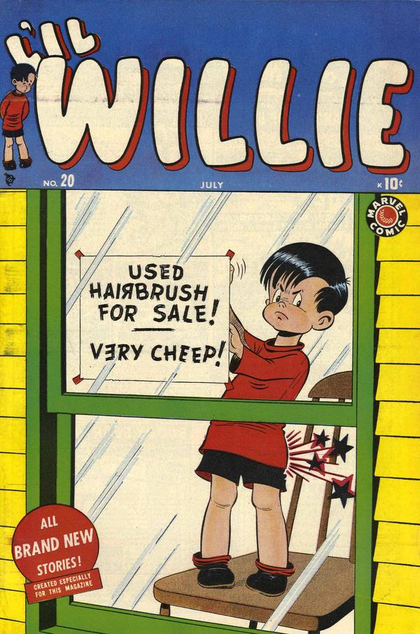 L'il Willie Comics Vol 1 20