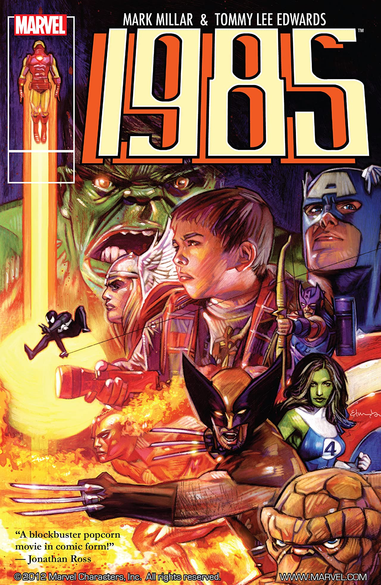 Marvel 1985 TPB Vol 1 1