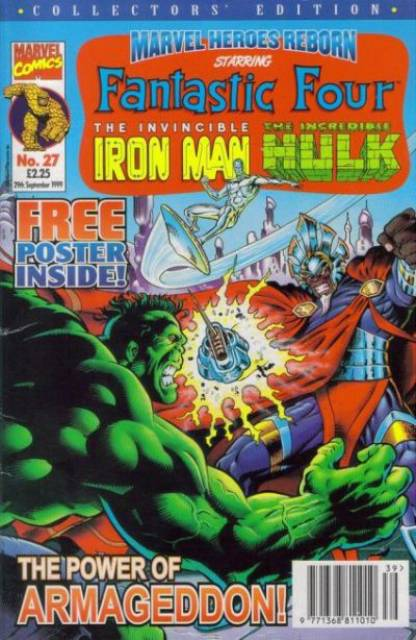 Marvel Heroes Reborn Vol 1 27