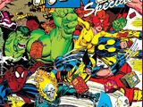 Marvel Holiday Special Vol 1 1992