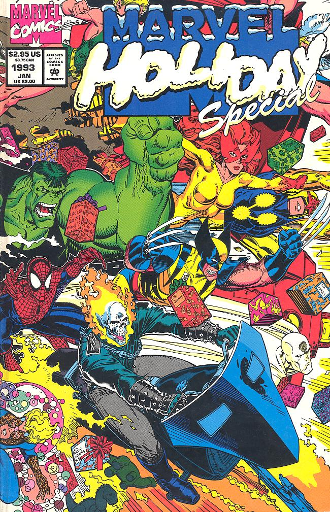 Marvel Holiday Special Vol 1 1992