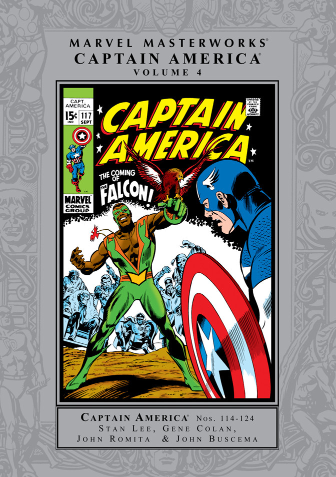Marvel Masterworks: Captain America Vol 1 4