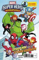 Marvel Super Hero Adventures Spider-Man and the Stolen Vibranium Vol 1 1