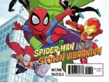 Marvel Super Hero Adventures: Spider-Man and the Stolen Vibranium Vol 1 1