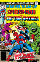 Marvel Team-Up Vol 1 52