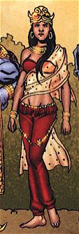 Maya (Earth-616) from Thor & Hercules Encyclopaedia Mythologica Vol 1 1 001.png