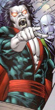 Michael Morbius (Earth-Unknown) from Sensational Spider-Man Vol 2 32 001.jpg