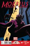 Morbius The Living Vampire Vol 2 7