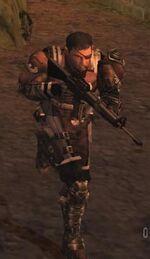Nicholas Fury (Earth-50116)