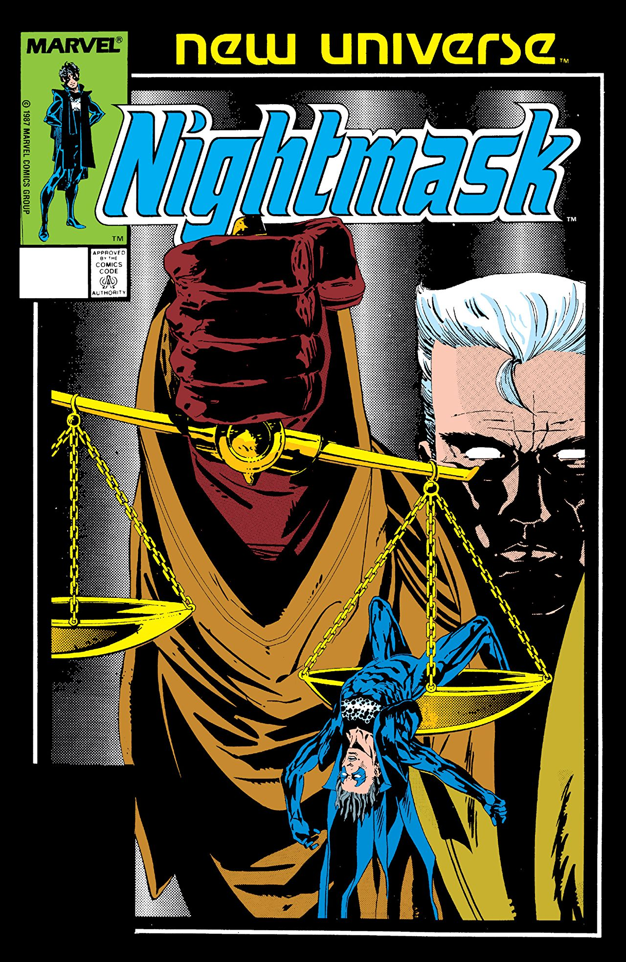 Nightmask Vol 1 8