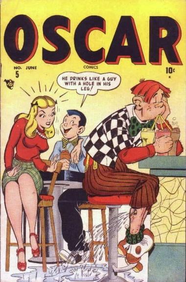 Oscar Comics Vol 1 5