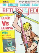 Return of the Jedi Weekly (UK) Vol 1 104