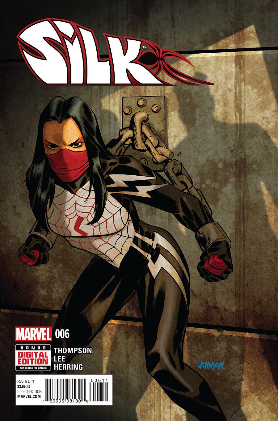 Silk Vol 1 6