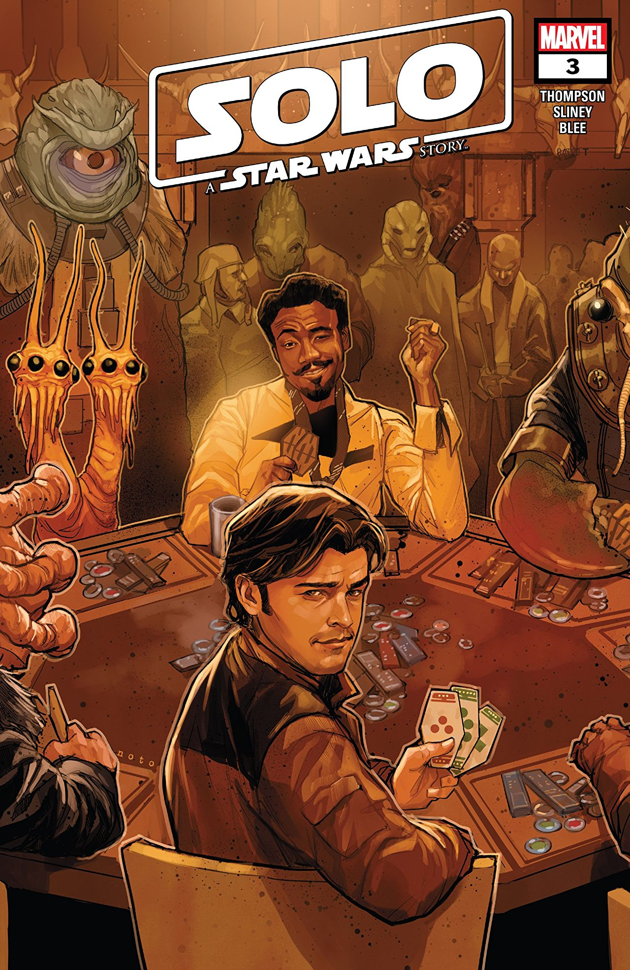 Solo: A Star Wars Story Adaptation Vol 1 3