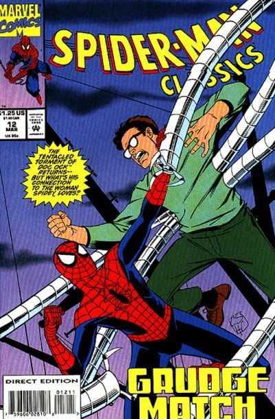Spider-Man Classics Vol 1 12