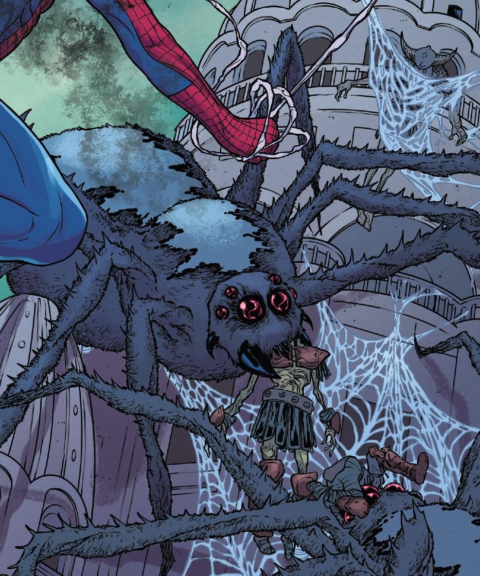 Spiders of Hel