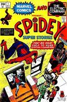 Spidey Super Stories Vol 1 1