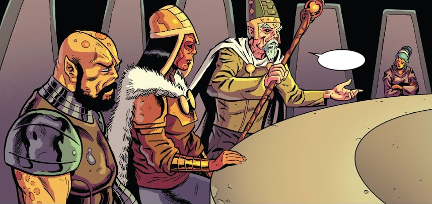 Stewards (Earth-616) from Generations Captain Marvel & Captain Mar-Vell Vol 1 1 001.png