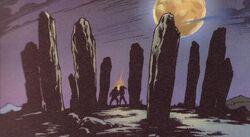Stonehenge from The Supernaturals Vol 1 1 0001.jpg