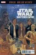 True Believers Shattered Empire Vol 1 1