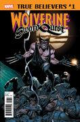 True Believers Wolverine - Sword Quest Vol 1 1