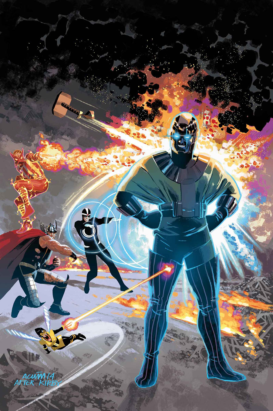 Avengers Universe (UK) Vol 1 12