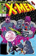 Uncanny X-Men Vol 1 202