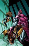 Wolverine First Class Vol 1 3 Textless