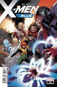 X-Men Blue Vol 1 31