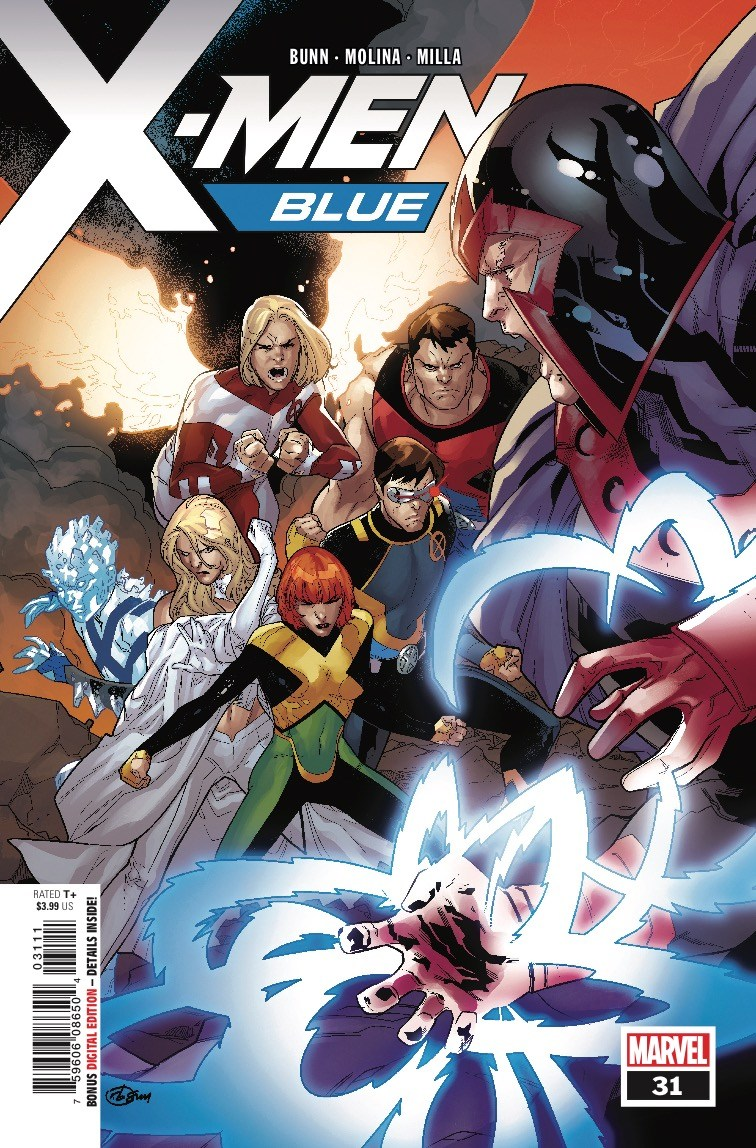 X-Men: Blue Vol 1 31