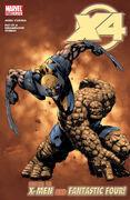X-Men Fantastic Four Vol 1 4