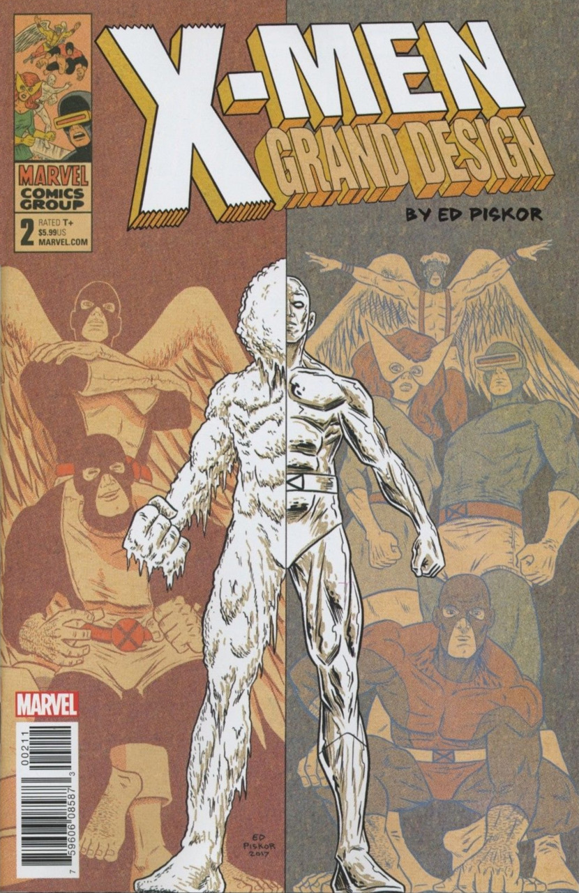 X-Men: Grand Design Vol 1 2