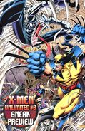 X-Men Unlimited Vol 1 9 Preview 001