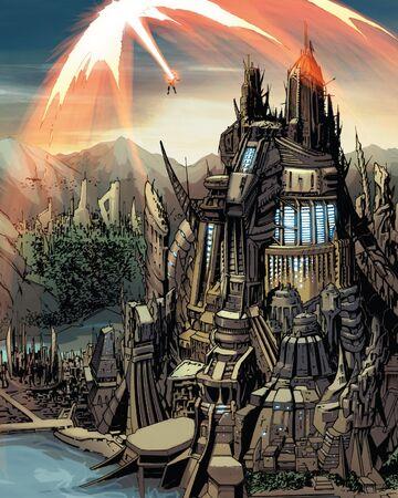 A.I.M. Island from Avengers World Vol 1 1.jpg