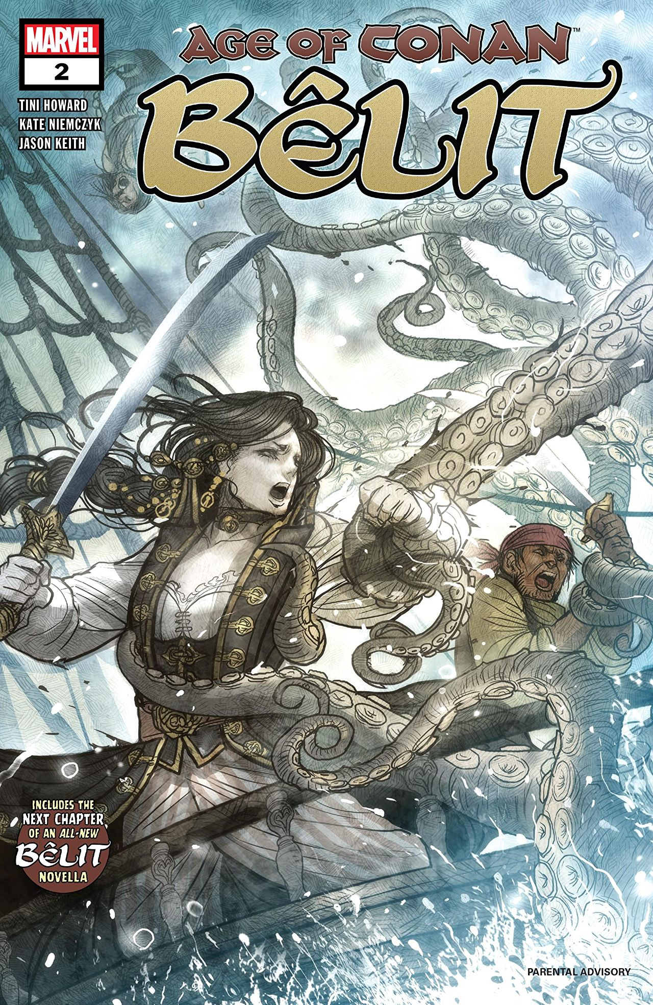 Age of Conan: Bêlit Vol 1 2
