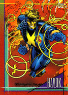Alexander Summers (Earth-616) from Marvel Universe Cards Series IV 0001
