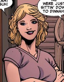 Amanda Brehe (Earth-616)