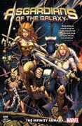 Asgardians of the Galaxy TPB Vol 1 1 The Infinity Armada