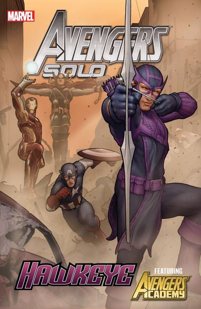 Avengers: Solo TPB Vol 1 1