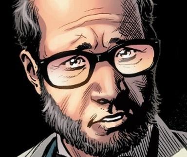 Barry Adenauer (Earth-616)