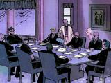 Bilderberg Conference (Earth-616)/Gallery