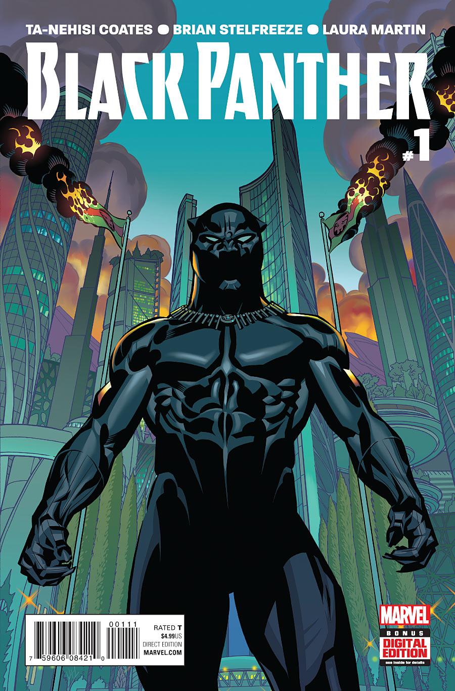 Black Panther Vol 6 1