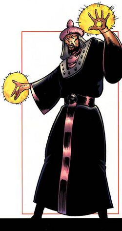 Cagliostro (O-Bengh) (Earth-616) from All-New Official Handbook of the Marvel Universe A to Z Vol 1 2 001.jpg