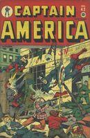 Captain America Comics Vol 1 42